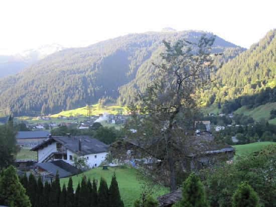 Montafon Lodge: Aussicht aus Zimmer #2