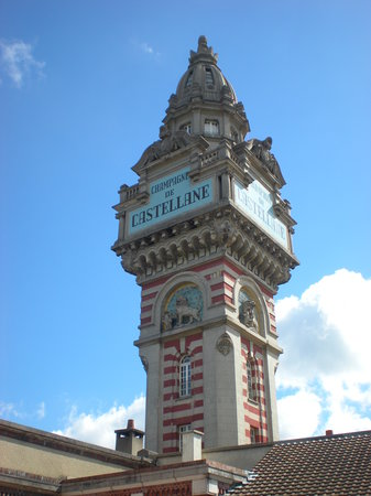 De Castellane : You MUST visit the tower at least!