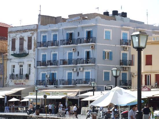 Loukia Hotel: Hotel Lucia
