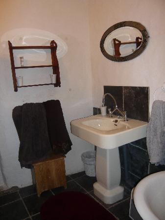 Birchall B&B - Chambres d'hotes : salle de bain