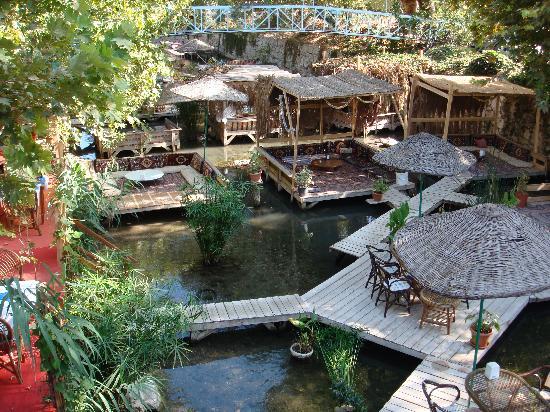 Ottoman Palace Hotel: Arikanda Riverside Restaurant
