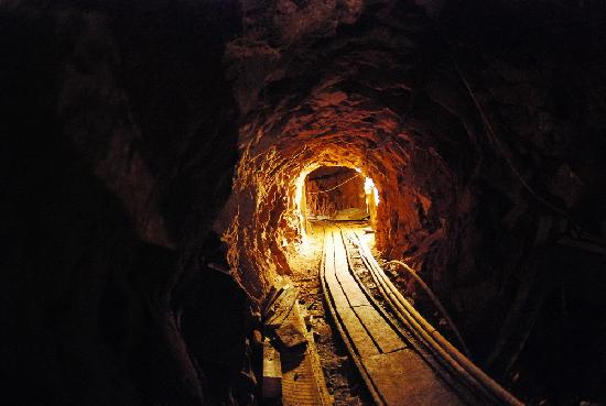 Mine Tour Upper Peninsula