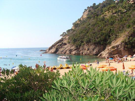 Giverola Resort: la plage du club