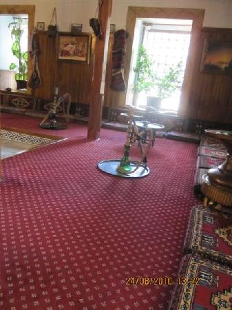 Suleymaniye Hamami : inside the hamman