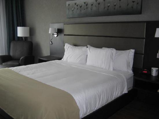 Holiday Inn Express & Suites Saint-Hyacinthe : Queen Bed
