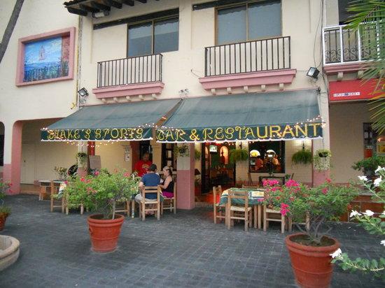 Blake's Restaurant: Casa Blakes