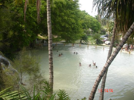 Las Aguas de Moises: Piscina moises