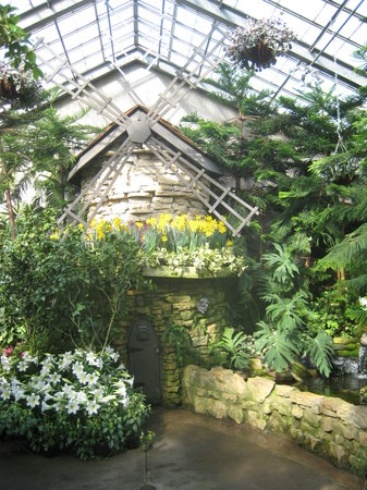 Davenport, IA: Vander Veer Conservatory