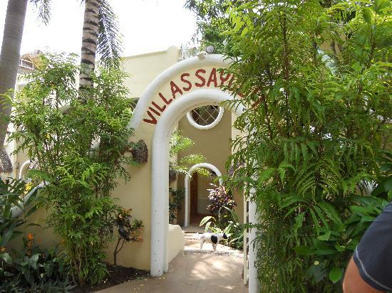 Hotel Villas Sayulita: Archway