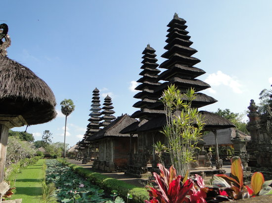 Kuta, Endonezya: The Royal Family Temple