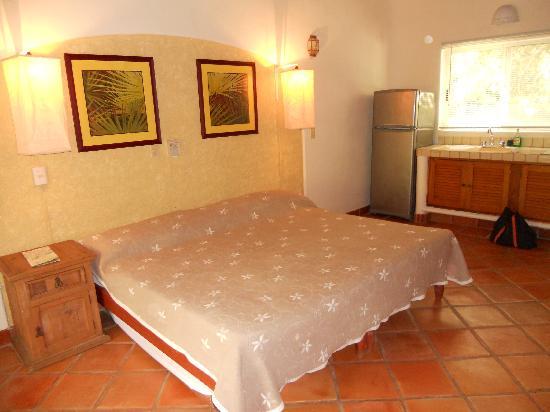 Hotel Villas Sayulita: Our room