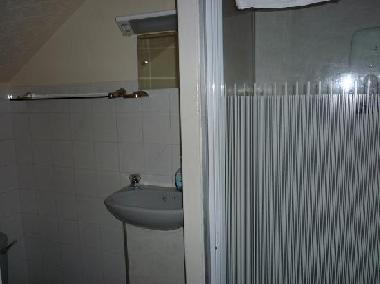 Manor Park Guest House: Our small bathroom
