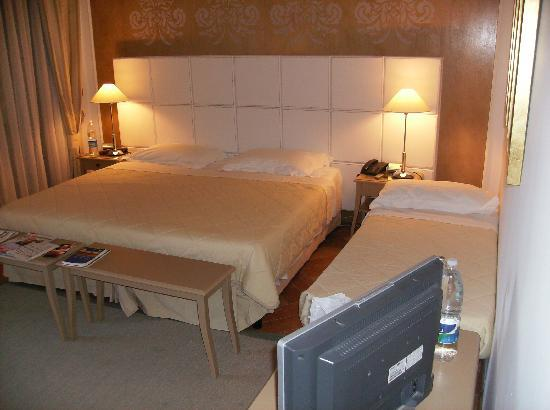 Baia Taormina-Grand Palace Hotel & Spa: intérieur de la junior suite