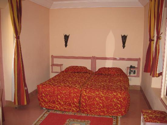 Kenzi Club Oasis : une chambre pour voyageur single