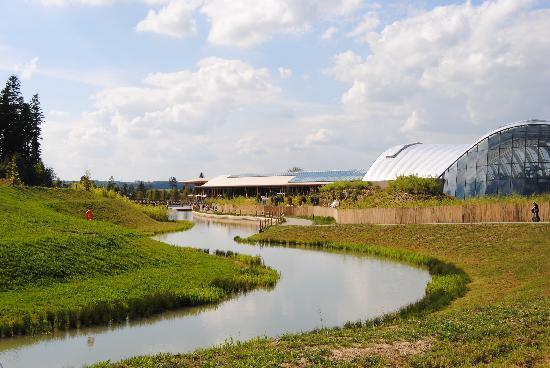 Center Parcs - Domaine des Trois Forets : Aqua Mundo