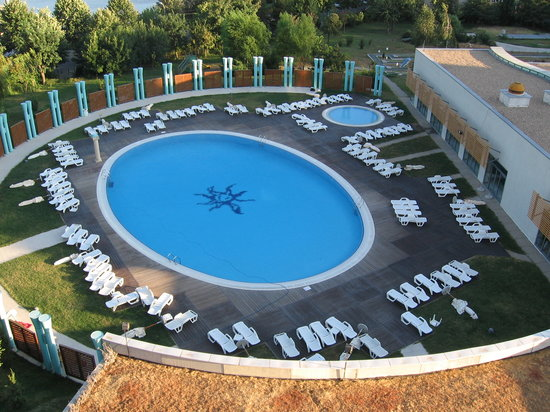 Ana Hotels Europa Eforie Nord: Outdoor swimming pool