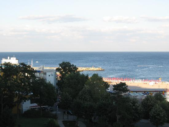 Ana Hotels Europa Eforie Nord: View from the balcony
