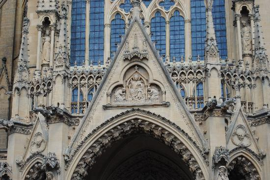 Metz, France : Kerk