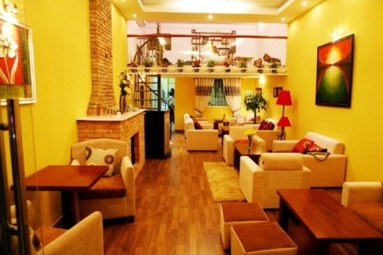 Boutique Cafe: coffee shop