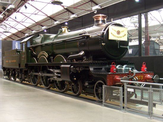 ‪STEAM Museum of the Great Western Railway‬