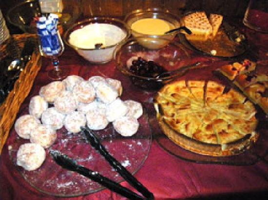 Billy Bob's : Desserts
