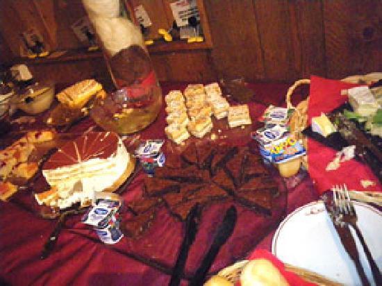 Billy Bob's : Desserts suite