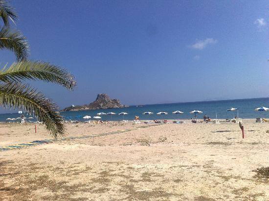 Kordistos Hotel : spiaggia