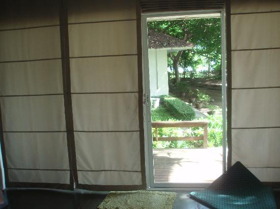 Le Blanc Samed Resort: Curtains