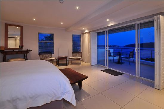 Villa Afrikana Guest Suites: Spitskop Suite 2010