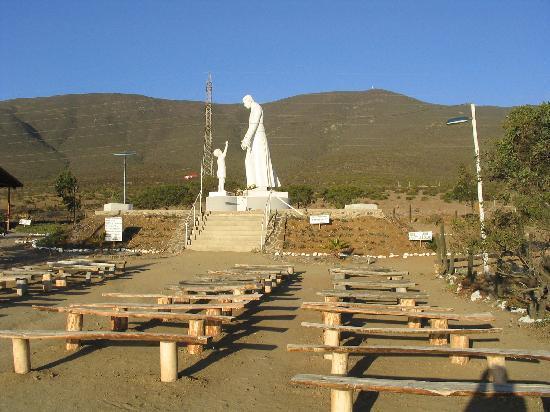 La Serena, Chile: Monumento al padre Hurtado (Chile)