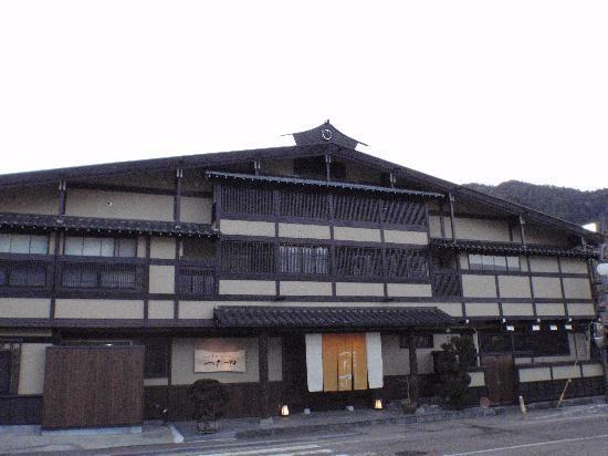 Kiso-machi, ญี่ปุ่น: 駅前の旅館