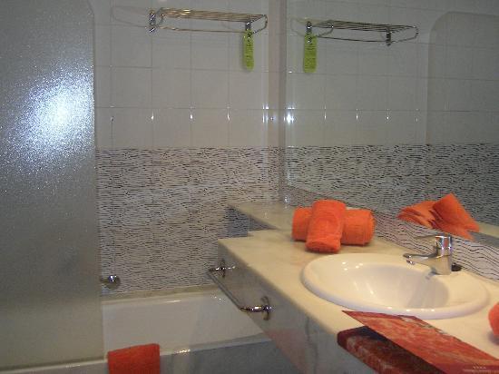 SBH Costa Calma Palace: Il bagno