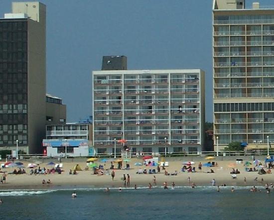 Ocean Suites Hotel From