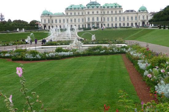 Hotel Erzherzog Rainer: Oberes Belvedere