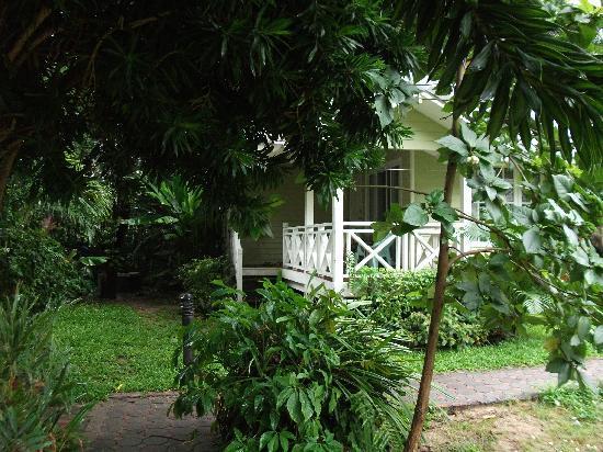 King's Garden Resort: kleiner Bungalow mit Garten Blick