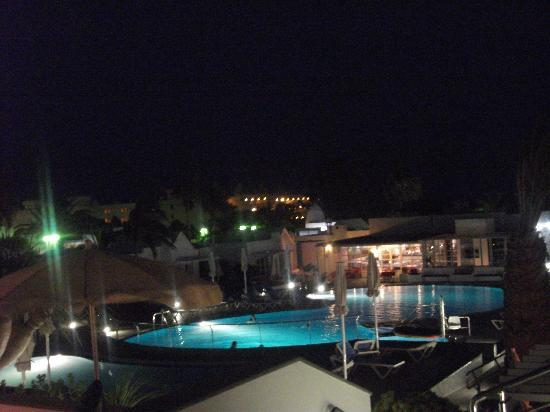 Nautilus Lanzarote: the view from our veranda