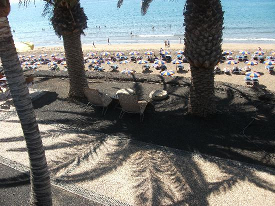 Nautilus Lanzarote: beach bar in puerto del carmen