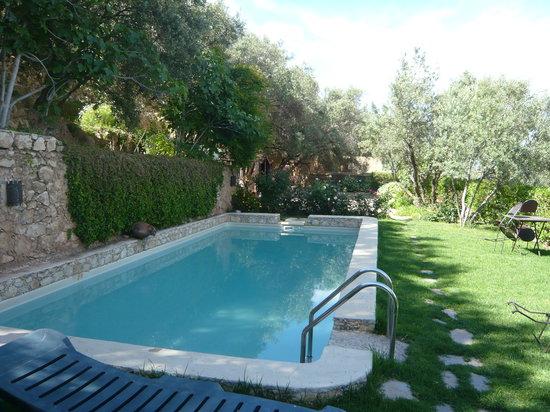 Dar Zitoune: piscine