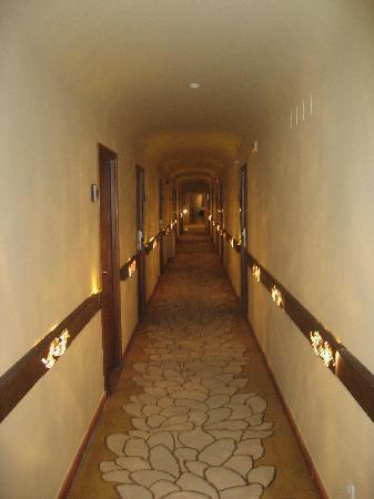 Foto de parador de chinch n chinchon precioso pasillo - Pasillos modernos ...