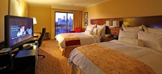 Providence Marriott Downtown: New Room