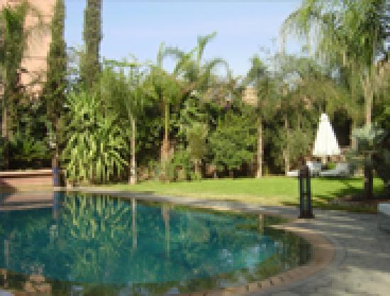 La Setifa Maison d'hotes: piscine