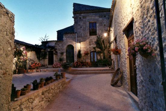 Campobello di Licata, Italië: il baglio