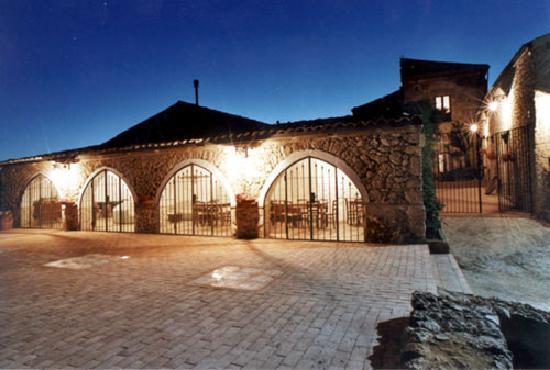 Campobello di Licata, Italië: la terrazza
