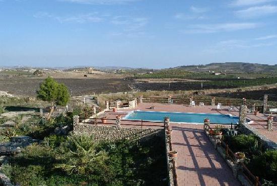 Campobello di Licata, Italië: la piscina