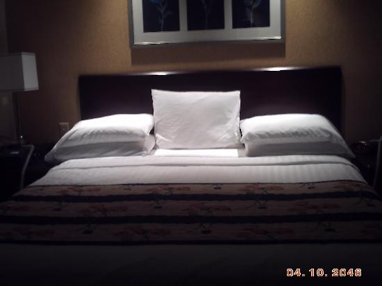 SpringHill Suites Dulles Airport : King Bed