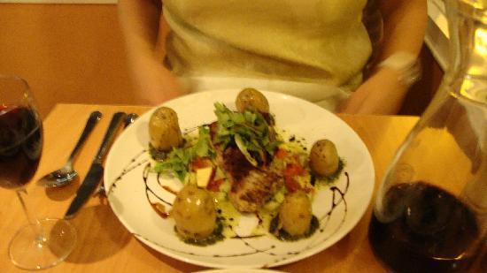 Fogg's of Ventnor: The tasty tuna