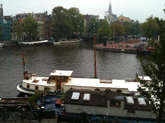 Canal view from room 225 picture of eden hotel amsterdam for Eden hotel amsterdam