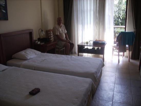 Lycian Dreams Apart Hotel: The Superior Room