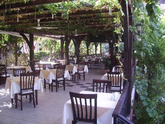 """Lycian Dreams Apart Hotel: The Restaurant """"La Mares"""""""