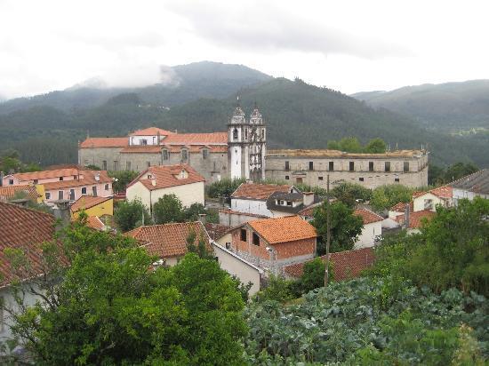 Amares, Portugal: The Pousada